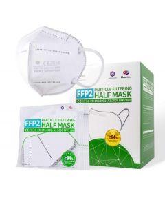 FFP2 Atemschutzmaske 2 Stk (Einzelpackung 2er Set)