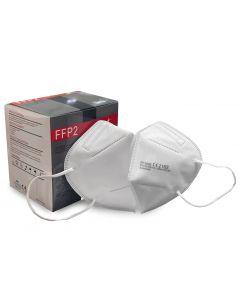 FFP2 Atemschutzmasken 1200 Stk. Originalpaket (30 Boxen a 40 Stk)