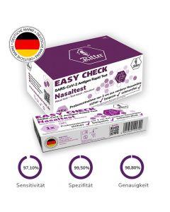 Ritter EASY CHECK Covid-19 Antigen Nasaltest (20 Stk. pro Box)